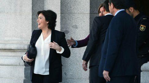 Soraya Sáenz de Santamaría, ex vicepresidenta del Gobierno.