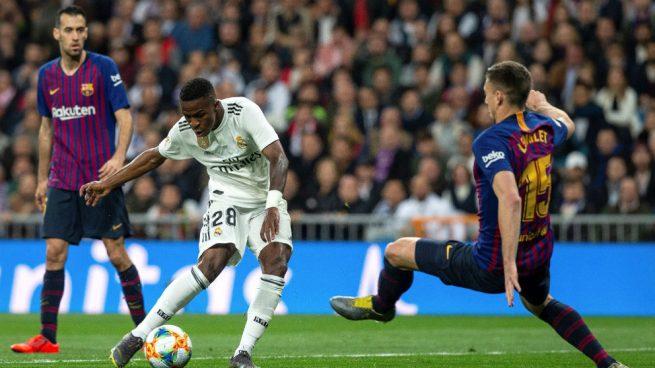 Real Madrid Vs Barcelona Resultado Resumen Y Goles 0 3 Copa Del Rey