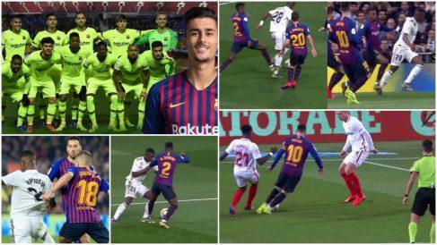 Las cinco ayudas al Barcelona para llegar a la final de la Copa del Rey.