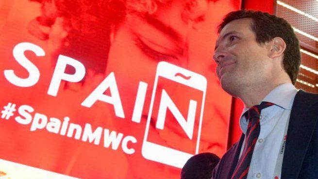 Pablo Casado propone hacer del Español una lengua «vehicular» en las escuelas y la administración