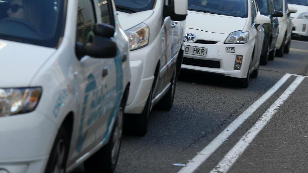 La circulación no podrá superar los 70 km/hora en la M-30. Foto: Europa Press