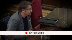 Juicio procés: Xavier Domenech en el Tribunal Supremo, en directo | Última hora Cataluña