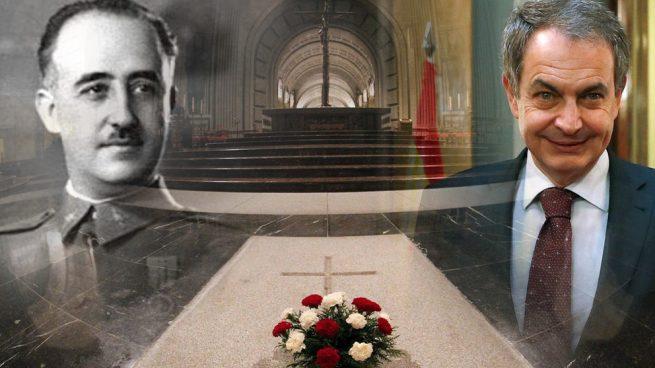 Los expertos de ZP alertaron de riesgos de derrumbe en la Basílica si se exhuma a Franco
