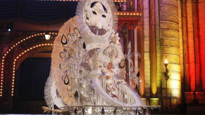 gala reina carnaval las palmas