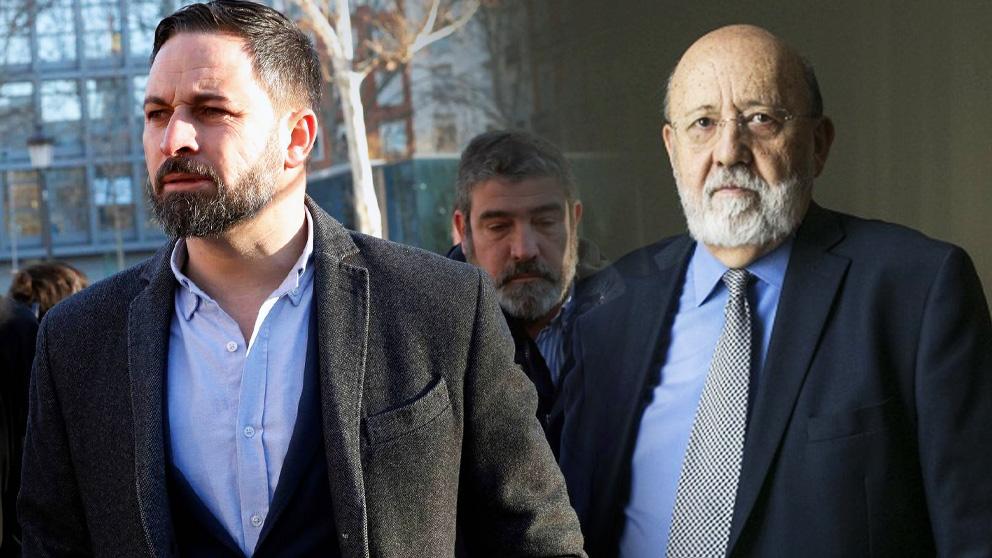 Santiago Abascal y José Félix Tezanos.