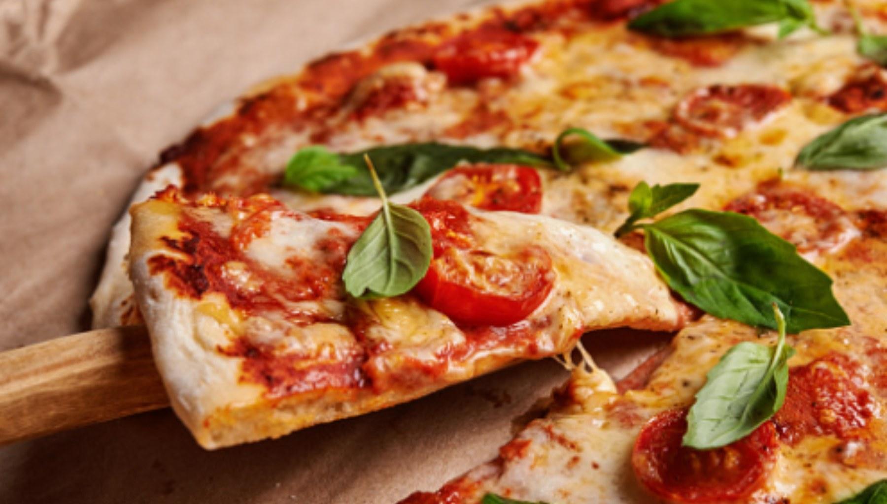 Masa de pizza de avena, receta para una masa saludable y crujiente