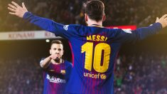 Jordi Alba señala a Messi como su principal protector en el Barcelona.