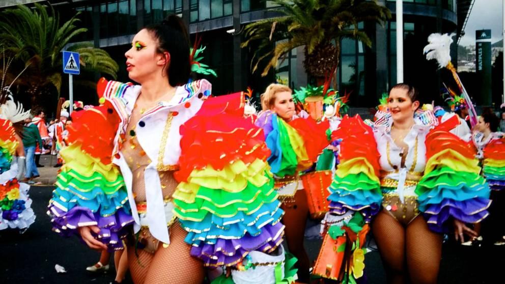 Programa de hoy, sábado 2 de marzo del Carnaval de Tenerife 2019