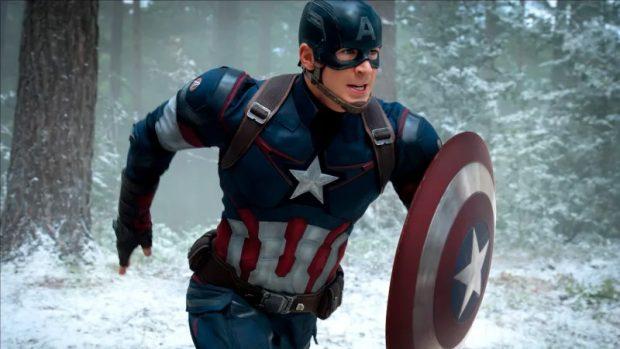'Avengers: Endgame' - Capitán América