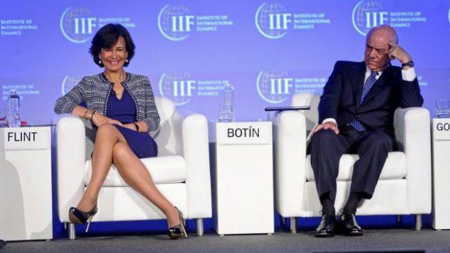El 'top ten' de sueldos en la banca: Ana Botín dobla a los mejor pagados de BBVA