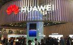 Stand de Huawei en el MWC 2019.