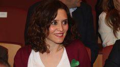 Isabel Díaz Ayuso. (Foto. PP de Madrid)