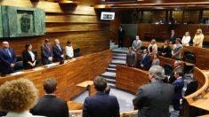 El Pleno de Asturias.