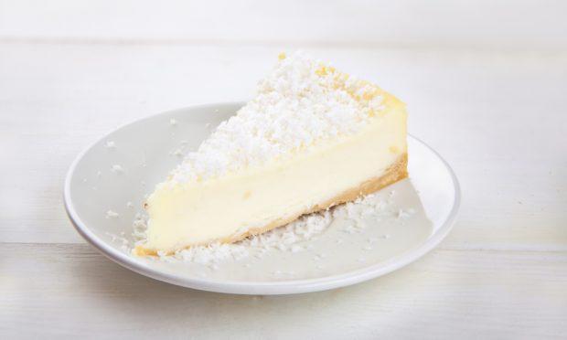 pastel de coco tres leches
