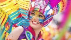 Los carnavales proceden de la Edad Media.