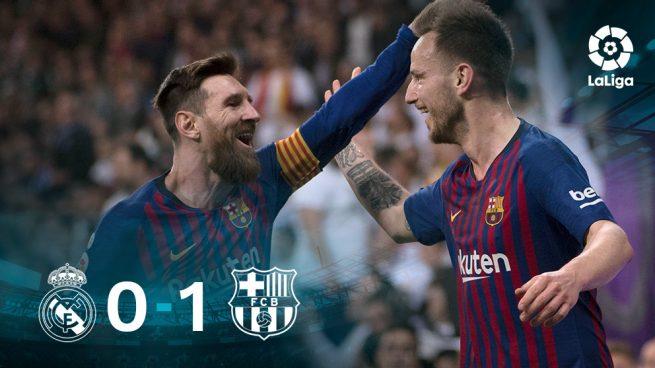 El Bernabéu es Can Barça