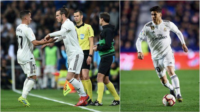 El dilema de Solari: Bale, Asensio o seguir con Lucas