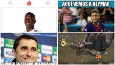 Los mejores memes del Real Madrid – Barcelona de Liga Santander.