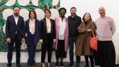 El Gobierno regional ha concedido el Premio ARCO de la Comunidad de Madrid a las artistas Asunción Molinos Gordo y a la artista Mercedes Azpilicueta. Foto: Europa Press