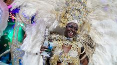 Erika Echuaca Sebe, Reina del Carnaval de Las Palmas de Gran Canaria 2019 (Foto: Europa Press)