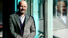 Carlos Urroz se despide de la feria ARCO como codirector en la edición de 2019. Foto: Europa Press