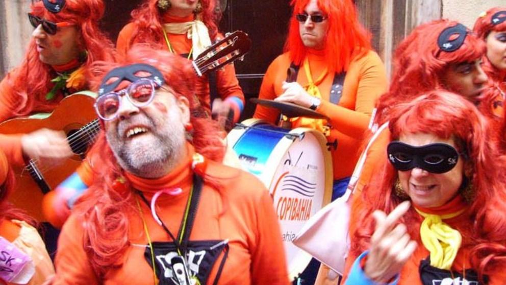 El lunes 4 de marzo es un día clave en el carnaval de Cádiz.