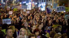 Toda la información del horario y recorrido para la manifestación del 8 de marzo en Valencia