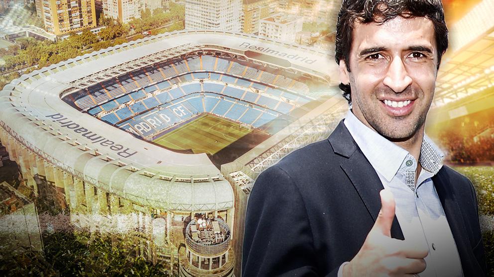 Raúl entrenará al Castilla la próxima temporada.