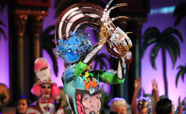 Carnaval Las Palmas Programa viernes 8 de marzo