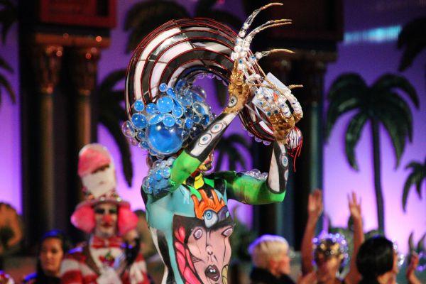 Descubre el programa para hoy viernes en el Carnaval de Las Palmas 2019