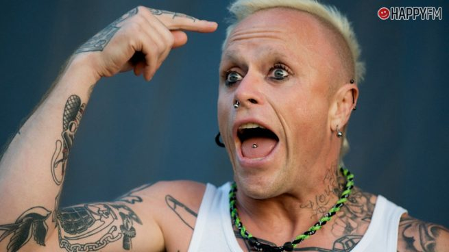 Murió Keith Flint, voz de la banda The Prodigy