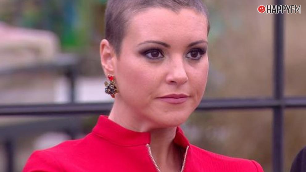 María Jesús Ruiz pierde los papeles en 'GH DÚO'