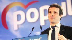 Pablo Casado. Foto: Europa Press