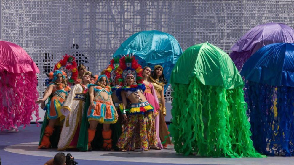 Programa de hoy, martes 5 de marzo del Carnaval de Las Palmas 2019