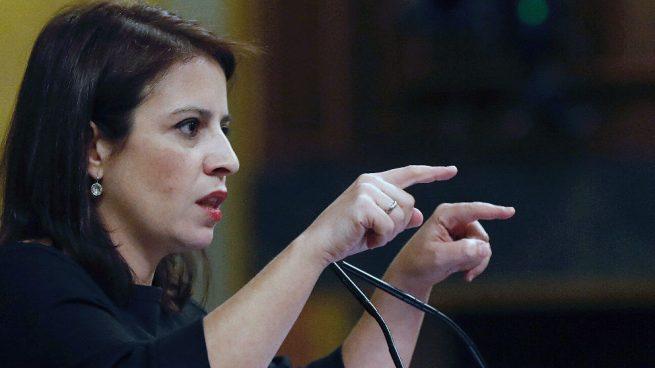 """Lastra acusa a Ana Pastor de """"comportarse más como una 'hooligan' del PP que como la presidenta del Congreso"""""""