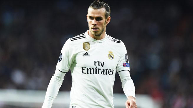 Bale… al 'hoyo'