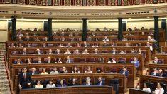 Congreso de los Diputados. Foto: Europa Press