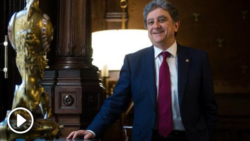 Enric Millo, ex delegado del Gobierno en Cataluña. Foto: EFE   Última hora Cataluña