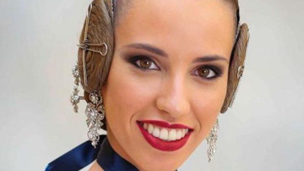 Fallas de Valencia 2019 La Fallera Mayor y su corte de honor