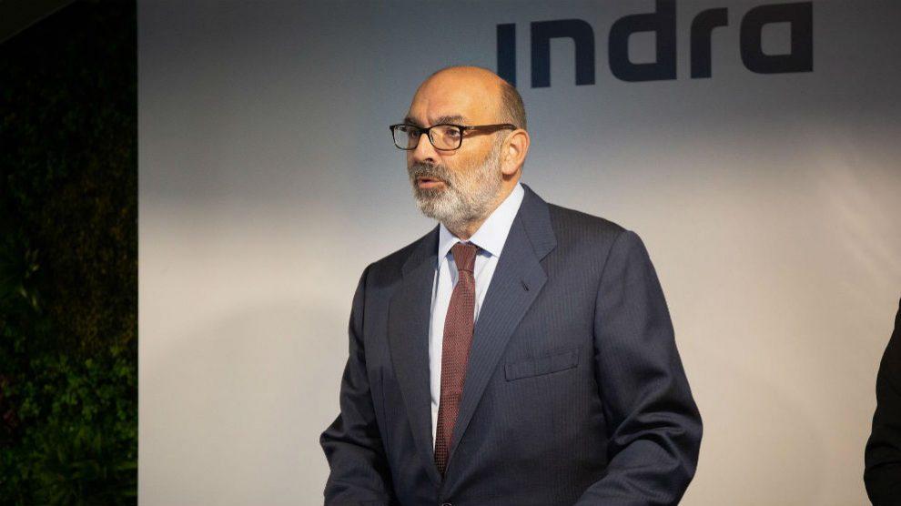 Fernando Abril-Martorell, presidente de Indra (Foto: Archivo / EP)