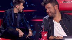 Pablo López y Antonio José nos regalan un momento mágico en 'La Voz'