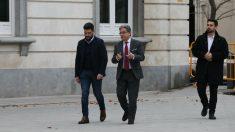 Nueva jornada del juicio del procés en el Supremo. Foto: Europa Press
