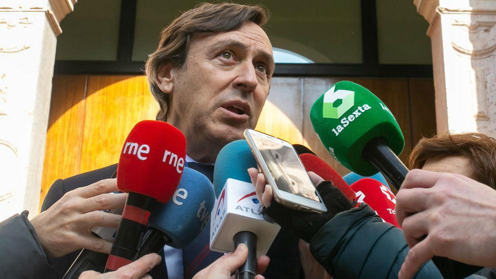 Rafael Hernando. Foto: Europa Press