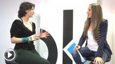 Sofía Rincón habla con Okdiario.