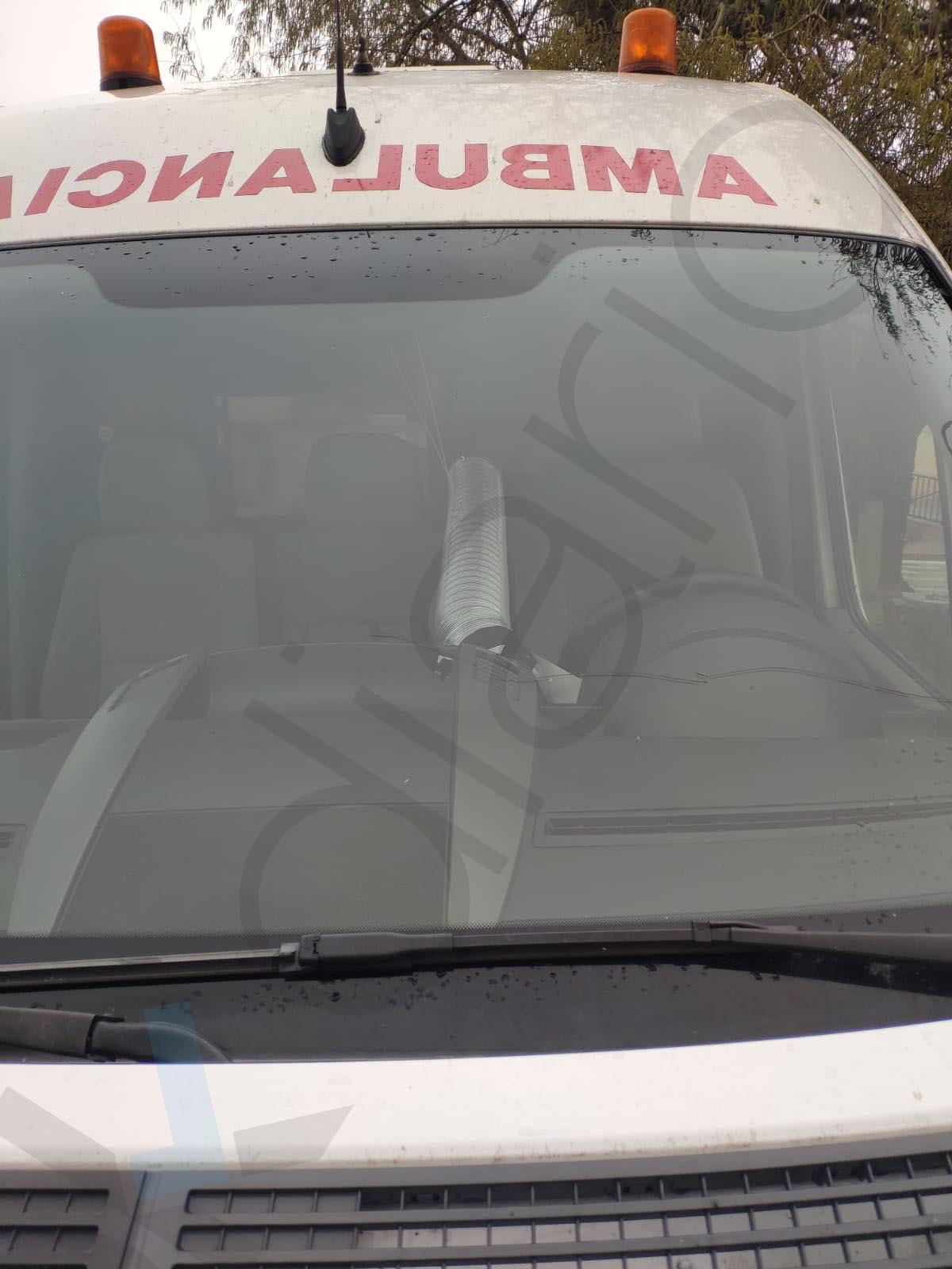 Así arregla el socialista Page la calefacción de las ambulancias de Castilla-La Mancha