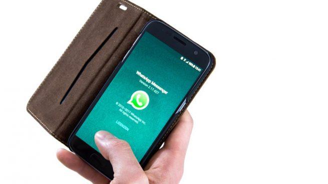 fijar y desfijar chats en WhatsApp