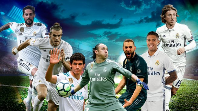 Día uno de la operación salida en el Real Madrid