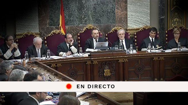 Juicio del procés, en directo: Así fue la sesión del 15 de abril