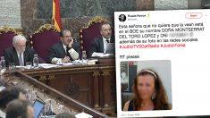 Twitter España permite que los separatistas linchen a Montserrat del Toro