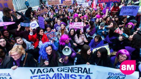 Huelga feminista